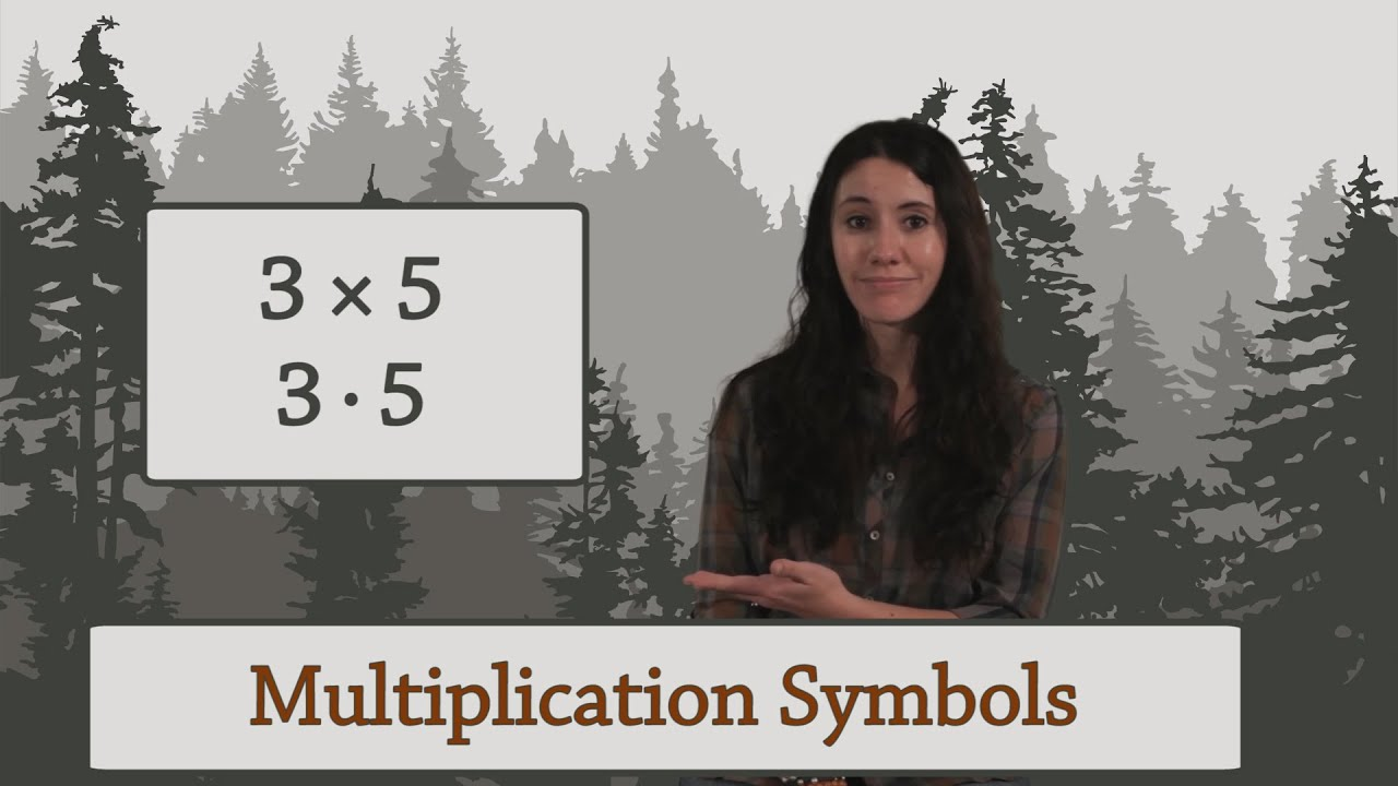 Arithmetic multiplication symbols youtube arithmetic multiplication symbols buycottarizona