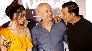 Akshay Kumar's Most Funniest Interview With Anupam Kher At Ranchi Diaries Screening