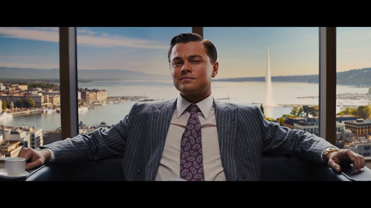 The Wolf Of Wall Street Swiss Bank Hd Youtube