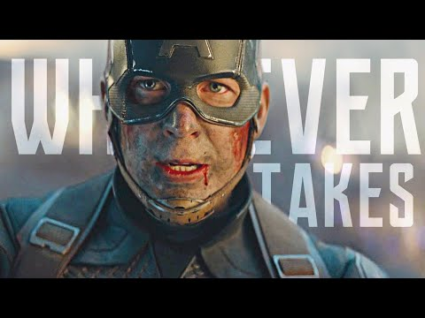 Avengers Endgame || Whatever It Takes