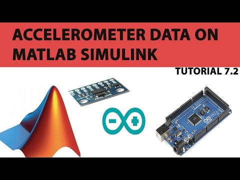 7.2 How To Use Adxl345 Accelerometer With Arduino