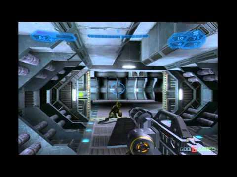 Mace Griffin Bounty Hunter - Gameplay Xbox (Xbox Classic)