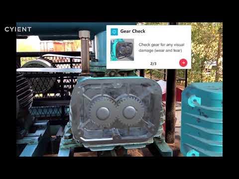 Augmented Reality Maintenance Training