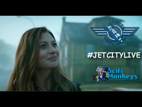 Aly Michalka at Jet City Comic Show Live