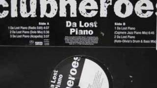CLUBHEROS-DA LOST PIANO ( Original)