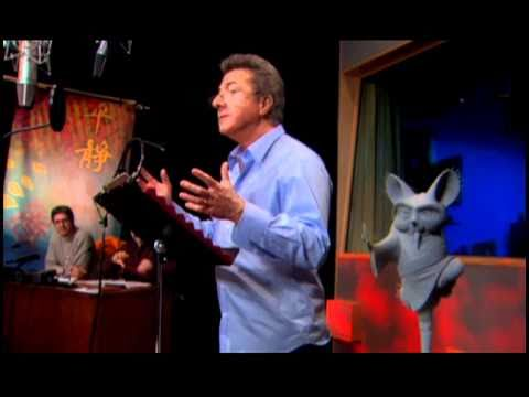 Kung Fu Panda - Interviews with Jack Black and Dustin Hoffman