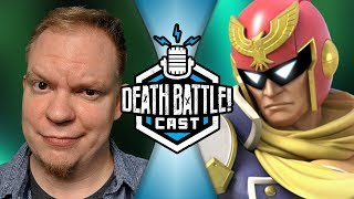 Is Cage VS Falcon HYPE!? | DEATH BATTLE Cast #134
