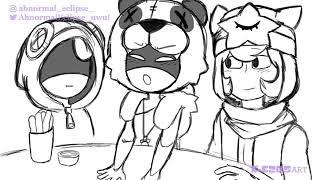 Leon ,nita y sandy