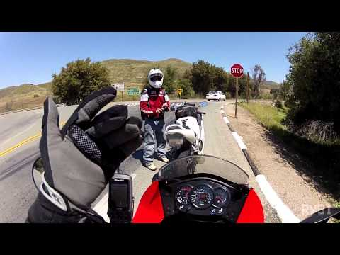 Telegraph Canyon Road (Highway 94) - April 2012 AZ/CA San Diego Moto Vlogger Meetup