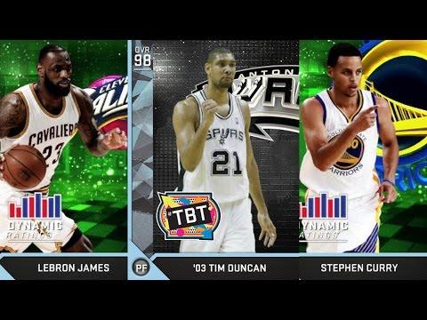 NBA 2K16 PS4 My Team - Warriors Going Fishing Tonight?