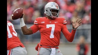Ohio State QB Dwayne Haskins Goes Off In Blowout Win Over Michigan
