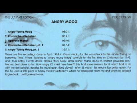 Klaus Schulze - Angry Moog (Soundtrack 1994)