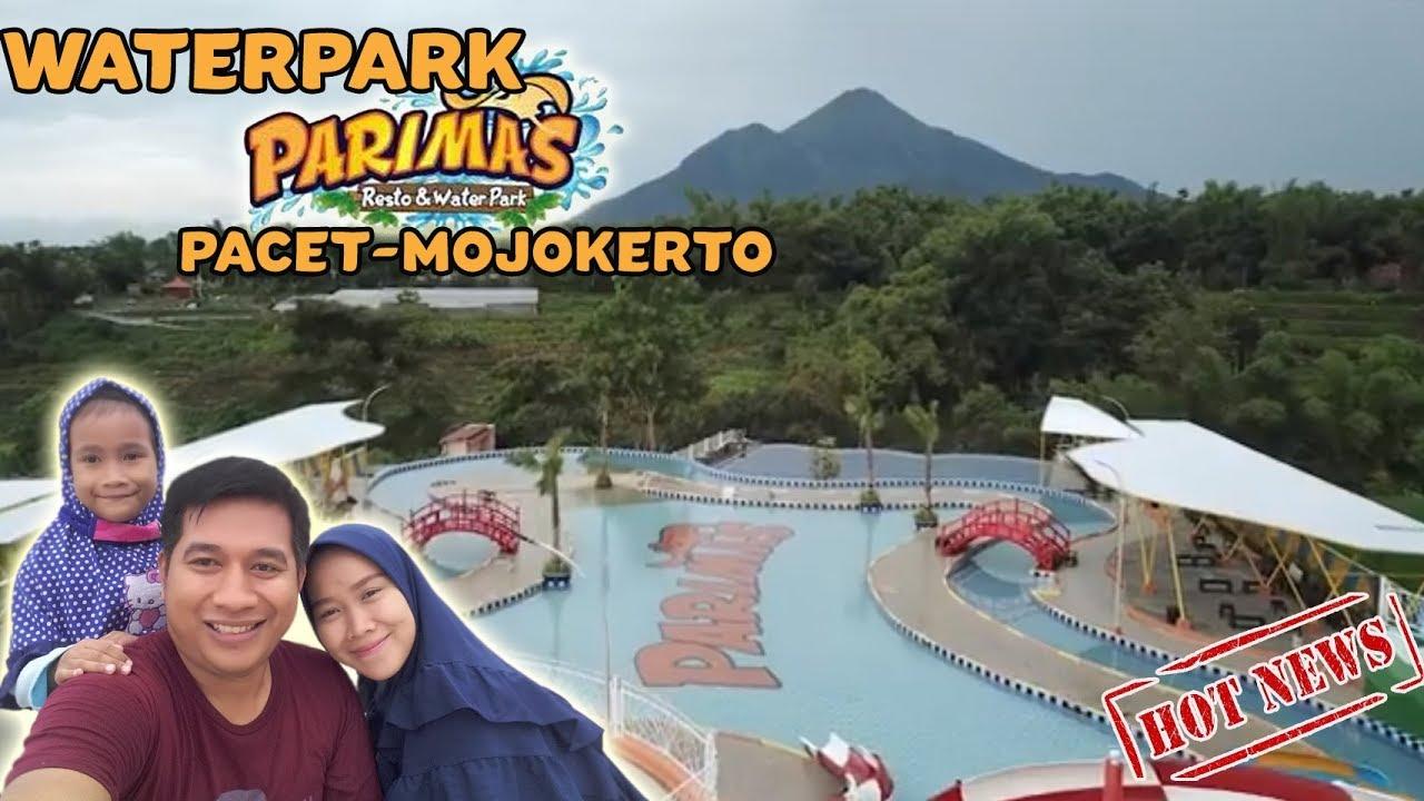 Parimas Waterpark Pacet Mojokerto