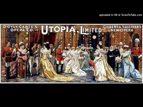 Gilbert and Sullivan - Utopia Limited - Act Two (BBC 1966)