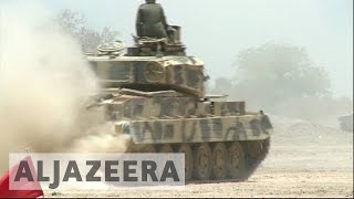 Download Nigerian army in 'final push' to remove Boko Haram