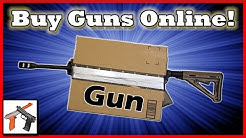 How To Buy A Gun Online (Legally)!  A Step By Step Guide To Buying Guns Online (Pistol, Rifle, Shot)