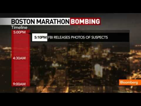 Boston Bombing Manhunt: Minute-by-Minute Timeline