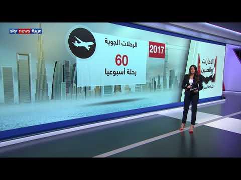 أبرز المحطات في العلاقات الإماراتية الصينية  - نشر قبل 3 ساعة
