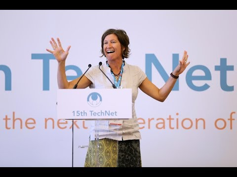 15th TechNet Conference - Pitch Fest on innovation in data use and visibility