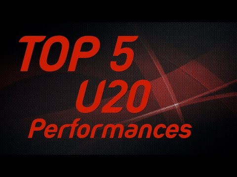 IAAF Top 5 U20 Performances at IAAF World Championships