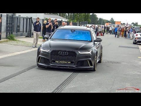 BEST OF Audi RS6 2018 - Milltek RS6, PP-Performance RS6, Prior Design RS6, Akrapovic RS6,...