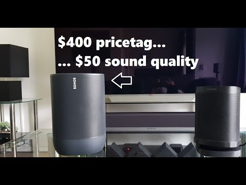 HONEST review of the SONOS Move