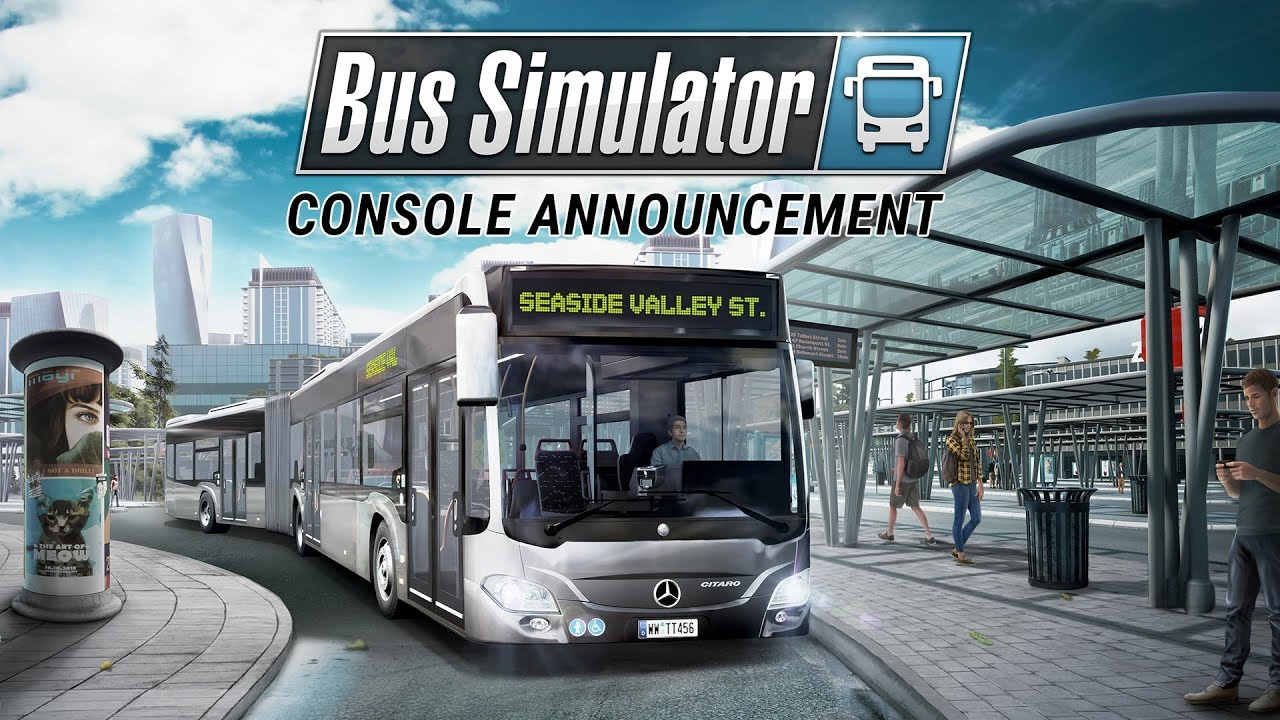 Hands On: Bus Simulator Blends Crazy Taxi, SimCity, and Train Sim