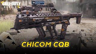 Chicom CQB - Quà nạp tích lũy | Call of Duty Mobile VN