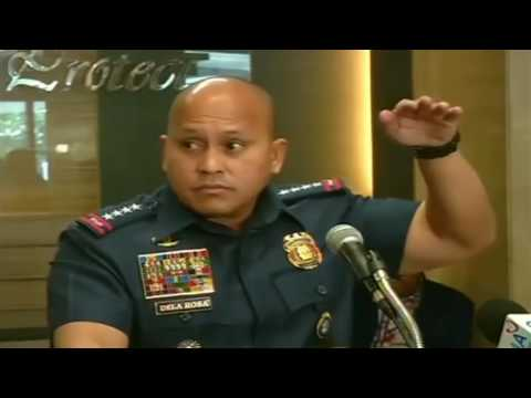 DUTERTE NEWS:Solicitor General Jose Calida, PNP Chief Dela Rosa Press Conference 3/3