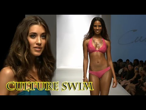 Culture Swimwear - LA Fashion Weekend at Sunset Gower Studios - LA California - SS13