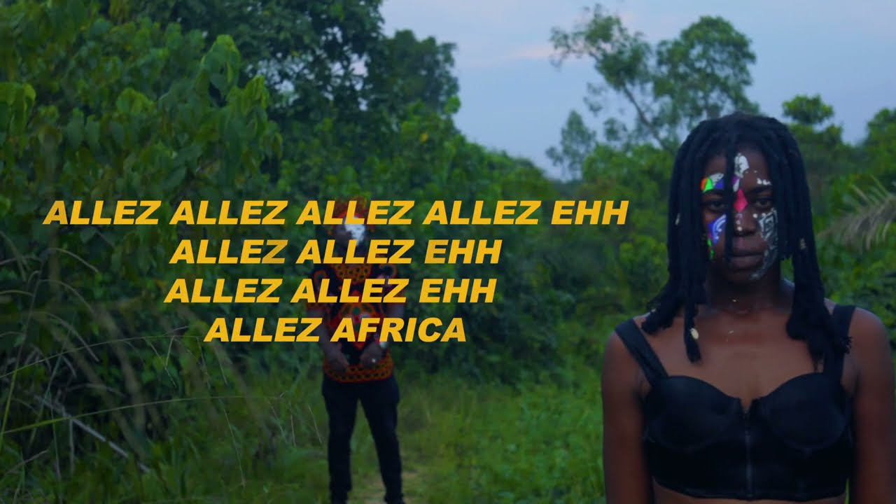 Witty Minstrel - One Africa (lyrics video)