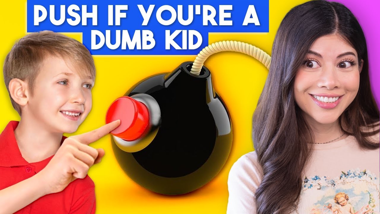 50 SCAM IQ Questions For Kid Geniuses