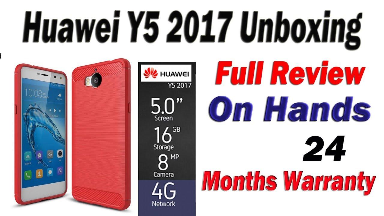 Huawei y5 2017 Full Review Unboxing On Hands//Urdu & Hindi//mitv