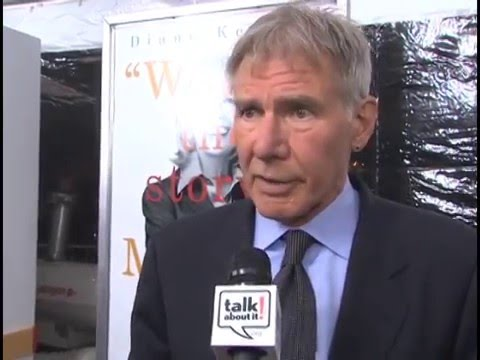 "Harrison Ford and the cast of crew of ""Morning Glory"" talk about ..."