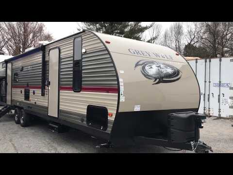 2018 Forest River Cherokee Grey Wolf 29TE Travel Trailer, Tri State RV, www.tristaterv.com