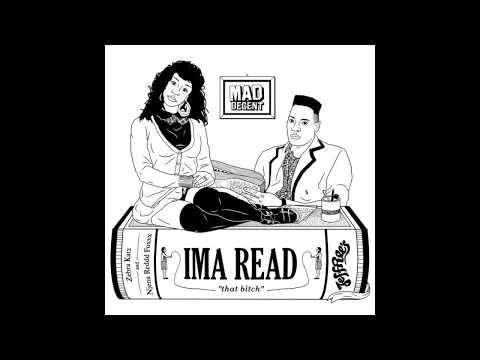 ZEBRA KATZ - IMA READ (INSTRUMENTAL)