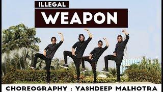 Illegal Weapon | Garry Sandhu | Jasmine Sandlas | Dance | Choreography