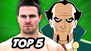 Arrow Season 3 Episode 9 TOP 5 WTF Moments