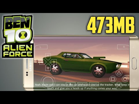 Download Ben 10 Alien Force On Android