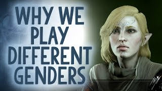 Why Do We Change Gender? Character Creation Psychology! (Part.2) - Reality Check