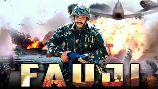 Fauji Full South Indian Hindi Dubbed Movies | Kannada Hindi Dubbed Action Movies