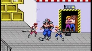 "DOUBLE DRAGON ""RELOADED"" (ARCADE / PC - FULL GAME)"