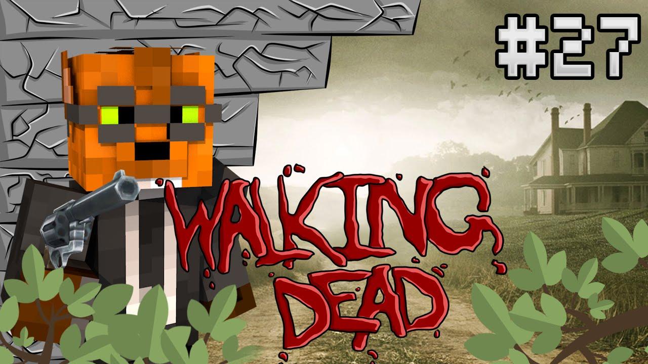 The walking dead 27 crafting dead minecraft server for Minecraft crafting dead servers