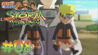 Naruto Shippuden Ultimate Ninja Storm Revolution [#08] - Puppen für die Streithähne [Let's Play] thumbnail