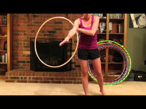 Hula Hoop Cartwheel Tutorial