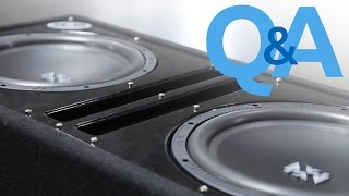 What Is Subwoofer Break In? | Should You Break In Your Subwoofers? | Car Audio Q&A