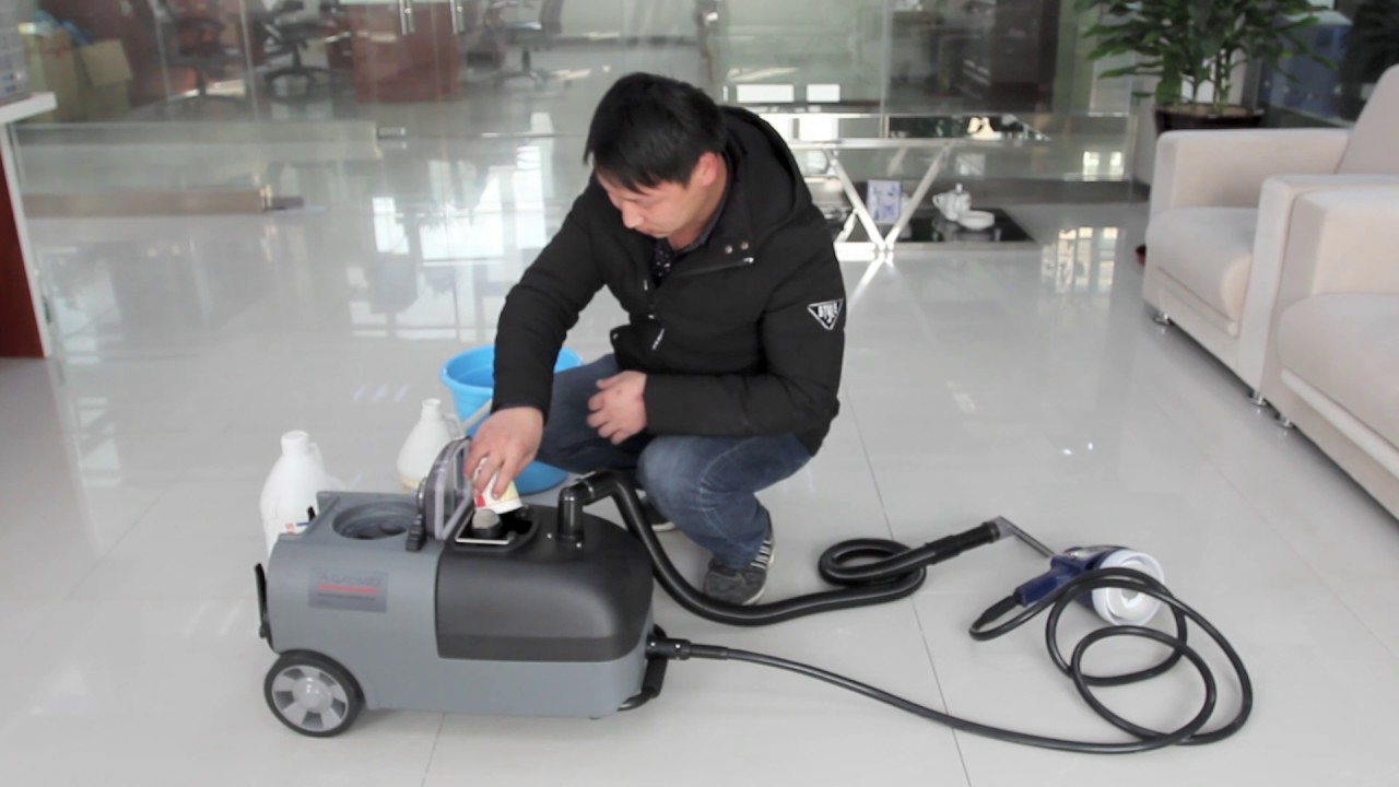Gms 2 Sofa Cleaning Machine