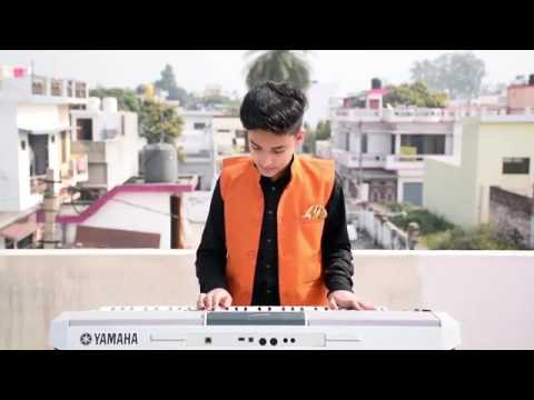 Mere Rush ke ka noor song in piano version