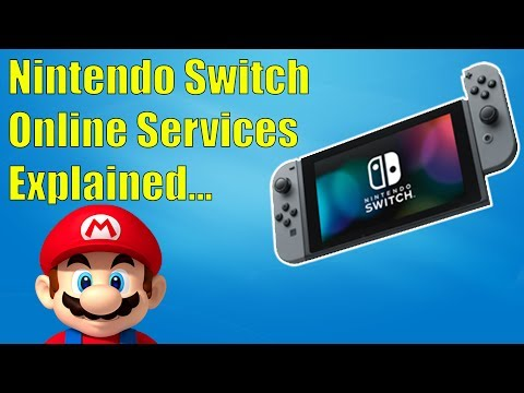 Nintendo Switch Online Services Pricing Explained...