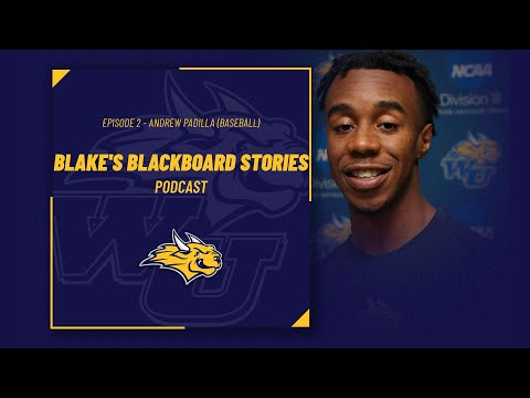 Blake's Blackboard Stories - Episode 2 (Andrew Padilla)